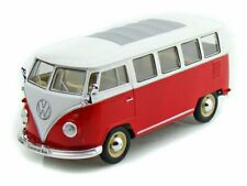 1962 Volkswagen Classical Bus Welly 22095 1/24 scale Diecast Car