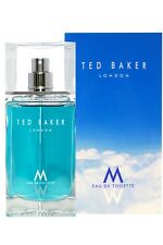TED BAKER LONDON M 75ML EAU DE TOILETTE SPRAY BRAND NEW & BOXED
