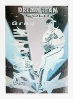 Greg Maddux #DG11 (1995 Score) Dream Team Gold, Atlanta Braves