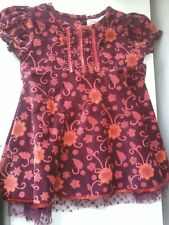 Girls dress by Sugar Pink 6-9 mths BNWT