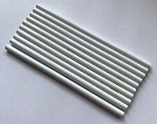10 pcs Rhinestones Picker Pencil Art Craft Tool Wax White Pen Gem Crystal Bead