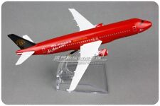 Asia Air MANCHESTER UNITED A320 Passenger Airplane Plane Metal Diecast Model