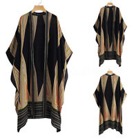 ZANZEA Women's Open Front Cardigan Jacket Coat casual Asymmetrical Outwear Plus