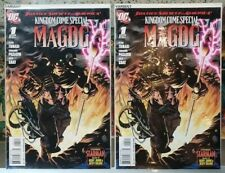 Magog #1 Kingdom Come Special - Justice Society of America (Set of 2) VF+/ NM @