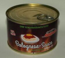 scharfe Bolognese – Soße mit Chili extra scharf  ( 1ltr/kg 12,25€)
