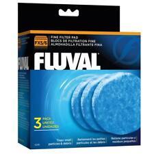 Fluval Feinfilter Schaumstoff Einsatz Filterpads Ersatzfilter - FX4 FX5 FX6