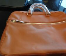 Mark and Graham Graham briefcase Monogrammed ALW New wo tag OR $375