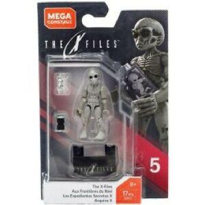 Alien - Mega Construx X-Files Series 5 Figure Pack (19)