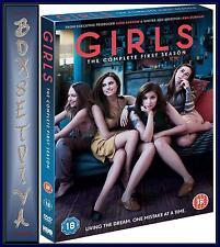 GIRLS - COMPLETE HBO SEASON 1 *BRAND NEW DVD *