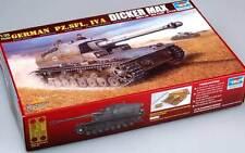 Trumpeter German Pz.Sfl.IVa Dicker Max Ätzteile Gummi-Kette 1:35 Modell Tank kit