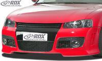 RDX Motorhaubenverlängerung VW Passat 3B Metall Böser Blick Haubenverlängerung