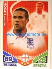 Match Attax World Stars - Matthew Upson - England