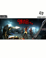 Dead Effect 2 Steam Key Pc Game Download Code Neu Global [Blitzversand]