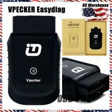 VPECKER Easydiag Wireless OBD2 Code Diagnostic Reader Scan Tool Free Update