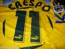 CRESPO #11 PARMA MAGLIA SHIRT TRIKOT MAILLOT 1996-97 MILAN INTER CHELSEA LAZIO
