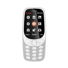 Nokia 3310 (2017) Dual-SIM grau Tastenhandy, Tastatur; Handy, Mobiltelefon OVP