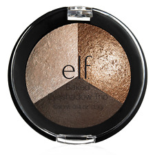 E.L.F. elf Baked Eye Shadow Trio (Peach Please  - 81291) Pack of 3