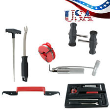 7Pcs/Kit Pro Auto Car Windshield Remover Tools Window Glass Removal Tool US SHIP