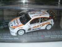 1/43 FORD FOCUS RS WRC,2006 MONZA RALLY SHOW, #46 ROSSI