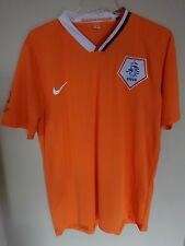Vintage Netherlands Holland National Team Houtman # 5 Soccer Jersey Men 2XL UEFA
