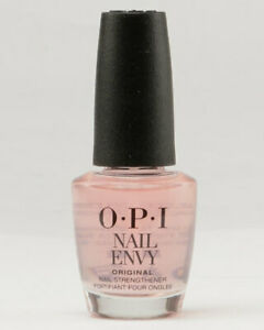 O.P.I Nail Envy 15ml Pink To Envy Strength + Colour (Unboxed)