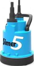 jung pumpen Flachabsaugende pumpe ab 5mm bis 2mm Simer