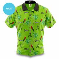 Sydney Thunder Big Bash BBL Cricket 2020 Adult Hawaiian Shirt Polo Sizes S-5XL