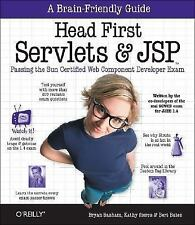 Head First Servlets and JSP: Passing the Sun Certified Web Component D-ExLibrary
