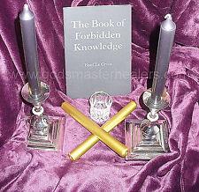 Libro de conocimiento prohibido este libro es estrictamente para el audaz! magia oculta