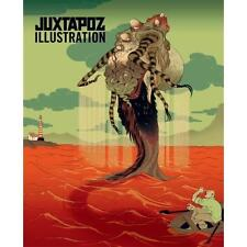 Juxtapoz Illustration Hard Cover