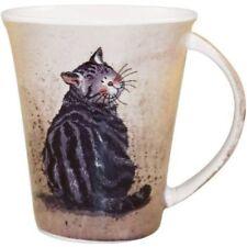 Alex Clark Fine Bone China Flirt Mug - Cats - Casper