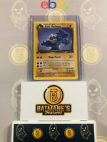 Dark Machamp 27/82 1st Edition NM to MINT Team Rocket Non-Holo Pokemon Card