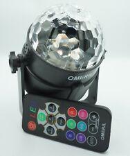 Techole Omeril Discokugel LED Party Lampe Musikgesteuert Disco Lichteffekte Rgb