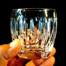 Beautiful Waterford Crystal Maureen Old Fashioned Glass