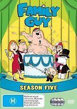 Family Guy : Season 5 (DVD, 2006, 3-Disc Set) Adult Cartoon Comedy M15+