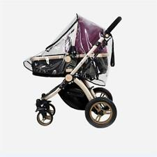Buggy Rain Cover Raincover Baby Pushchair Stroller Pram Waterproof YI