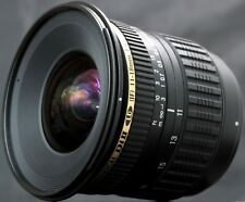 Tamron SP 11-18mm F/4.5-5.6 Di-II LD Aspherical IF UWA Lens For Nikon AF - NM!
