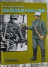 Concord Publications-Into the Cauldron-Das Reich Division in France 1940 No 6533