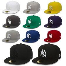 New Era Cap 59Fifty Fitted New York Yankees MLB Baseball Baseball Cap Authentic