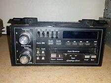 89 90 91 92 93 Cadillac Deville Fleetwood Delco GM ETR AM FM Cassette EQ Radio