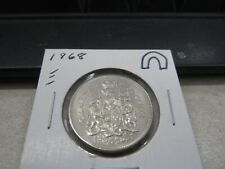 1968 - Canada 50 cent  - Uncirculated Canadian half