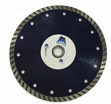 "5 Pack 7"" Diamond Saw Blade  Turbo for Cutting Tile,Ceramic,Concret,Stone,"