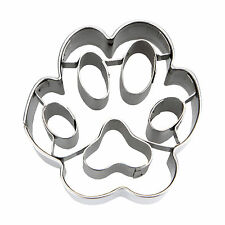 Cookie Cutter/präge-ausstecher – Dog Paw – Small
