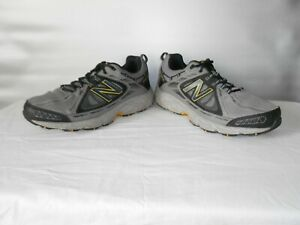 Men's New Balance 510v2 Gray Athletic Running Sneakers Size 9.5 D