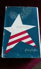 Amerika by Franz Kafka 1946 New Directions w/jacket