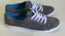 NEW! KEDS COURSA CHARCOAL GRAY BLACK CASUAL SHOES SNEAKERS 8 39 SALE
