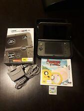 Nintendo 3DS XL Metallic Black 4GB Console