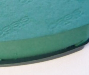OASIS Foam hard back x 2 NAYLOR BASE POSY PADS 6in DIAMETER FLORISTRY twinpack