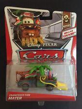 BRAND NEW- Disney Pixar Cars FRANCESCO FAN MATER Mega Deluxe