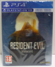 RESIDENT EVIL 7 BIOHAZARD LENTICULAR EDITION SEALED PLAYSTATION PS4 NEW